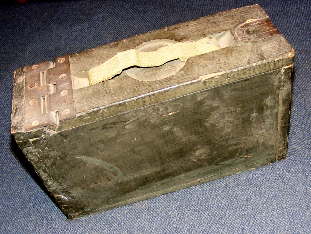 Wooden Army Ammo Boxes us M1917a1 Wooden mg Ammo Box